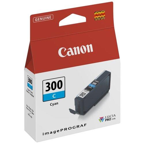 Фото - Картридж Canon PFI-300C (4194C001) картридж canon pfi 1000pgy 0553c001