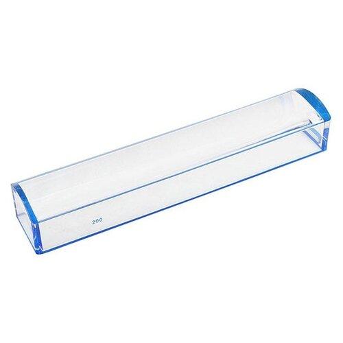 Фото - Лупа для чтения Veber 7513, 3x, 200х38 мм лупа с ручкой и подсветкой veber g 288 090 3x 6x 90 мм