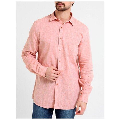 Рубашка F5 размер XXL коралловый