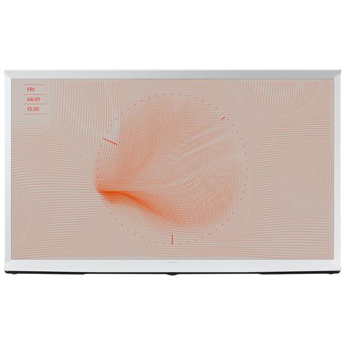 Фото - Телевизор QLED Samsung The Serif QE50LS01TAU 50 (2021), белый телевизор samsung ue50au9010u 50 белый