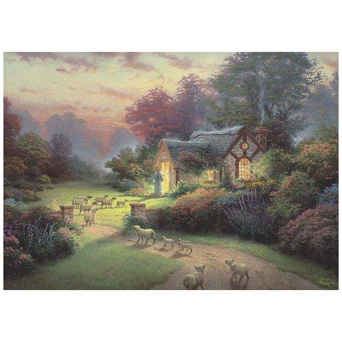 Пазл Schmidt 1000 деталей: Дом доброго пастыря