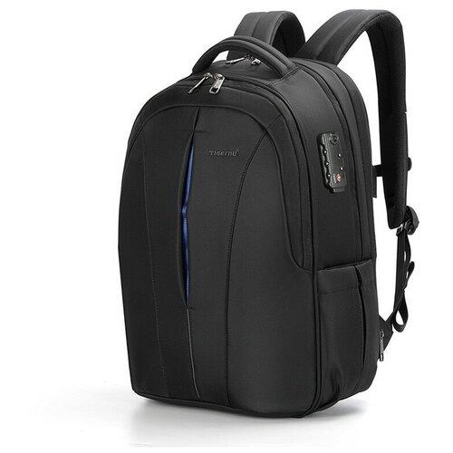 Рюкзак Tigernu T-B3105XL, черный рюкзак tigernu t b3655 черный 15 6
