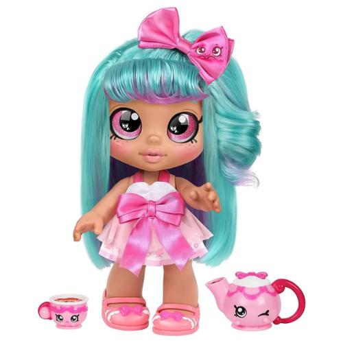 Kindi Kids Bella Bow Кукла Белла Боу Кинди Кидс (синие волосы)