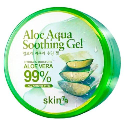 Гель для лица Skin79 Aloe Aqua 99% Soothing Gel 300 г