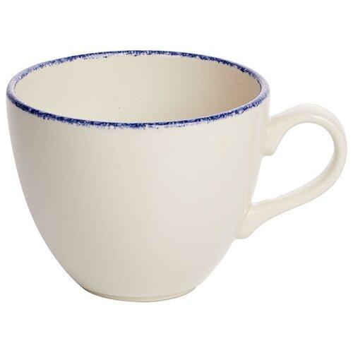 Чашка чайная «Блю дэппл», 0,285 л., 9,5 см., синий, фарфор, 1710 X0020, Steelite