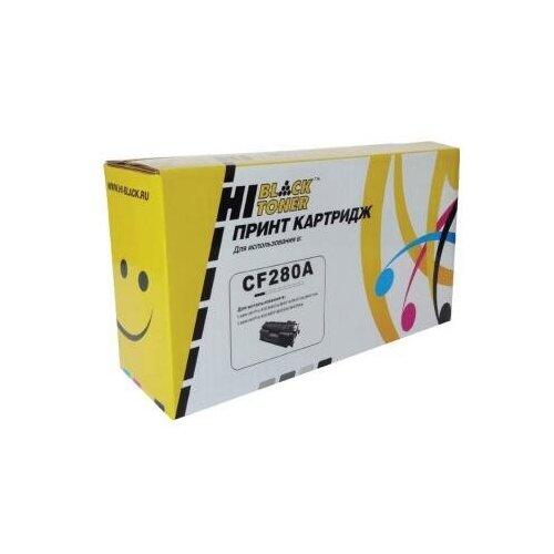 Hi-Black Картридж Hi-Black для HP CF280A LJ Pro 400 M401/Pro 400 MFP M425 2700стр
