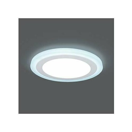 Фото - Встраиваемый светодиодный светильник Gauss Backlight BL119 светильник gauss встраиваемый светодиодный backlight bl114