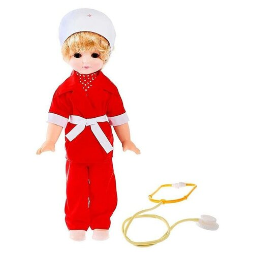Мир кукол Кукла «Врач», 45 см, микс