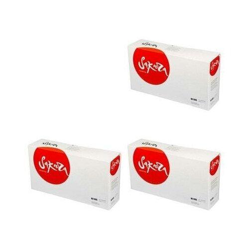 Sakura SAMLTD707L-3PK Картриджи комплектом MLT-D707L черный 3 упаковки, совместимый [выгода 3%] Black 30К для MultiXpress SL-K2200, SL-K2200ND