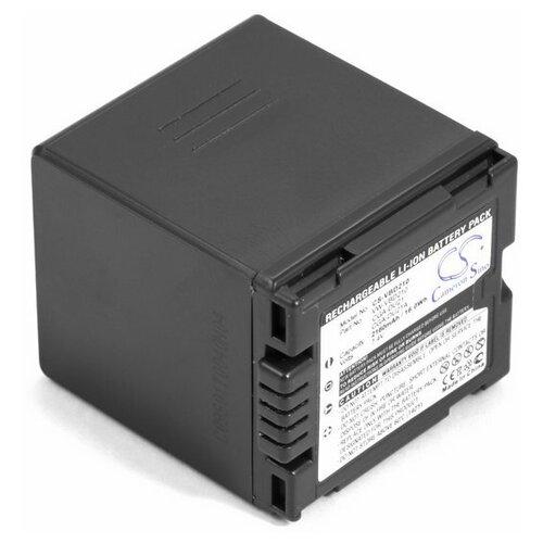 Усиленный аккумулятор для видеокамеры CGA-DU21, CGR-DU21