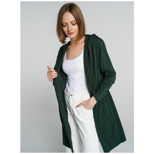 Кардиган ТВОЕ 75557 размер XL, темно-зеленый, WOMEN