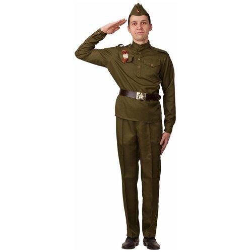 Военная форма Jeanees мужская, ВОВ, 48 размер