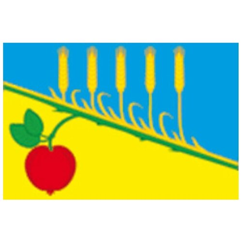 Флаг Петровского района (Тамбовская область)