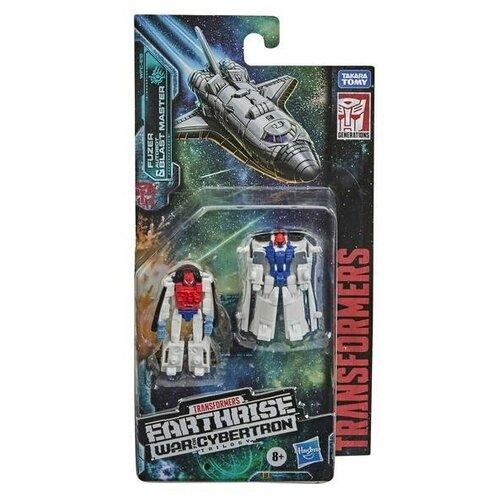 роботы transformers hasbro трансформеры 5 movie уан степ Игровой набор Микромастерс Офрайз Трансформеры (Transformers) E71195L0