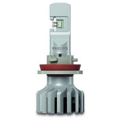 Лампа автомобильная светодиодная Philips Ultinon Pro5000 HL 11366U50CWX2 H8/H11/H16 12V 13.2W 2 шт.