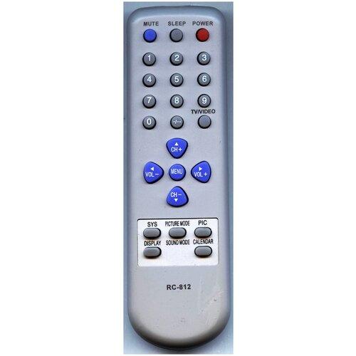 Пульт Huayu для телевизора TECHNO TS-1405