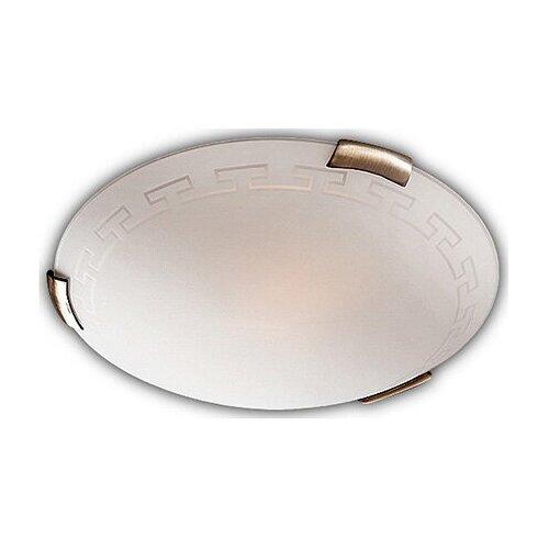 Накладной светильник Sonex Greca 161/K светильник без эпра сонекс greca 361 d 50 см e27