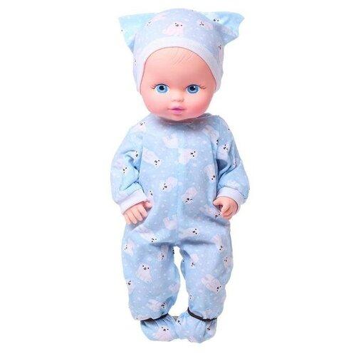 Мир кукол Пупс «Малыш», звуковые функции, 40 см, микс