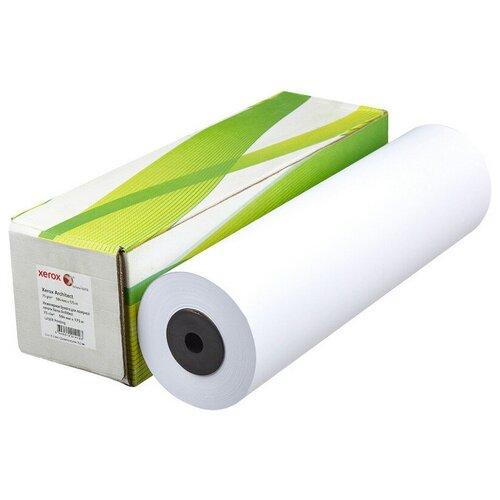 Фото - Бумага широкоформатная Xerox Architect 75г 594ммх175м 76мм широкоформатная бумага epson