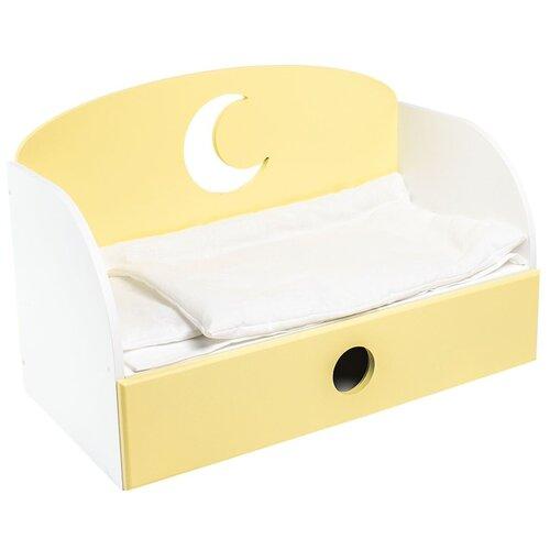 Диван-кровать для кукол Paremo
