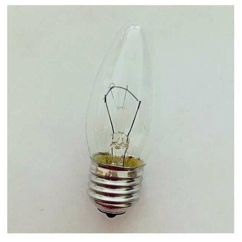 Лампа накаливания ДС 230-40Вт E27 (100) кэлз 8109003 (упаковка 10 шт) лампа накаливания кэлз 8106001