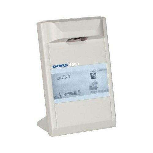 Dors Детектор банкнот Dors 1000M3 FRZ-022089 просмотровый мультивалюта