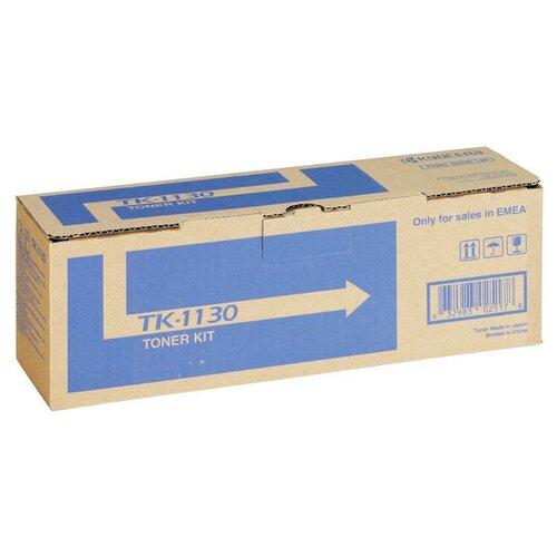 Тонер-картридж Kyocera TK-1130 чер. для FS-1030/1130