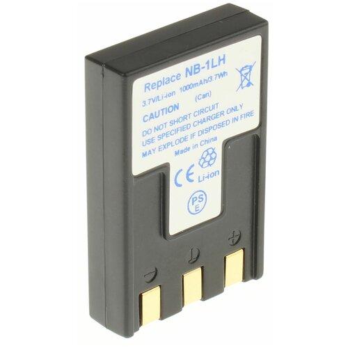 Аккумуляторная батарея iBatt 830mAh для Canon Digital IXUS 430, PowerShot S300