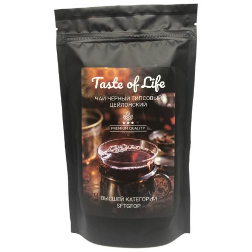 Чай черный типсовый цейлонский, высшей категории S.F.T.G.F.O.P. Шри-Ланка. Taste of life. 100 гр. чай черный типсовый цейлонский высшей категории s f t g f o p шри ланка taste of life 100 гр