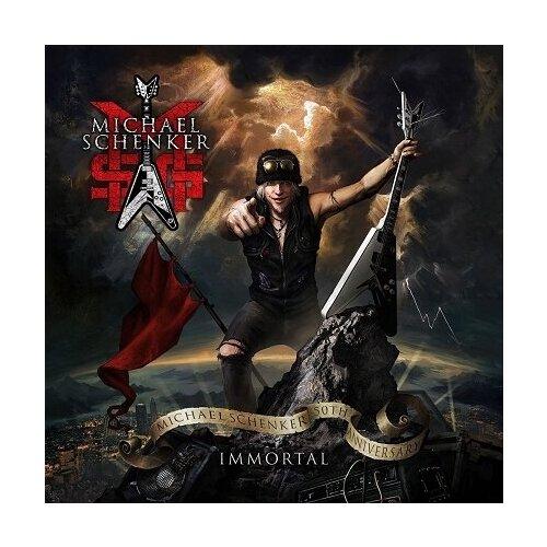 Michael Schenker Group – Immortal (CD) michael schenker michael schenker a decade of the mad axeman the studio recordings 180 gr 2 lp