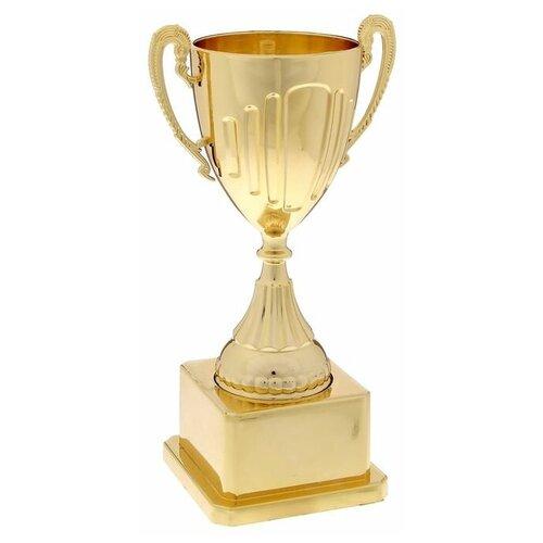 Кубок спортивный 092 Цвет зол, 19,4 х 10,5 х 7,8 см 1537055 по цене 292