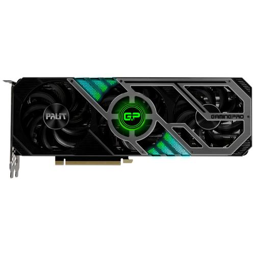 Видеокарта Palit GeForce RTX 3070 GamingPro V1 LHR 8GB (NE63070019P2-1041A V1), Retail