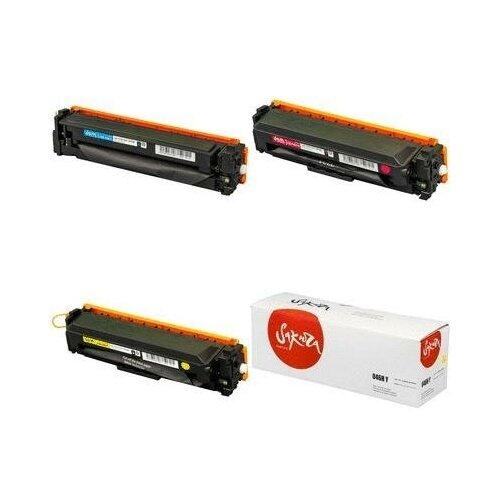 Фото - Sakura SACRG046HY-SACRG046HM-SACRG046HC-SACRG046BK Картриджи комплектом 046HY, 046HM, 046HC, 046BK полный набор совместимый, повышенной емкости CMYK:5K, BK:2.2K стр. [выгода 3%] для I-Sensys LBP650, LBP653Cdw LBP653, LBP654Cx LBP654, MF730Cdw MF730, MF731Cdw MF731, MF732Cdw MF732, MF733Cdw MF733 epson c13t754440 c13t754340 c13t754240 c13t756140 картриджи комплектом t7544 t7543 t7542 t7561 полный набор сверх повышенной емкости cmyk 7k bk 2 5k стр [выгода 3
