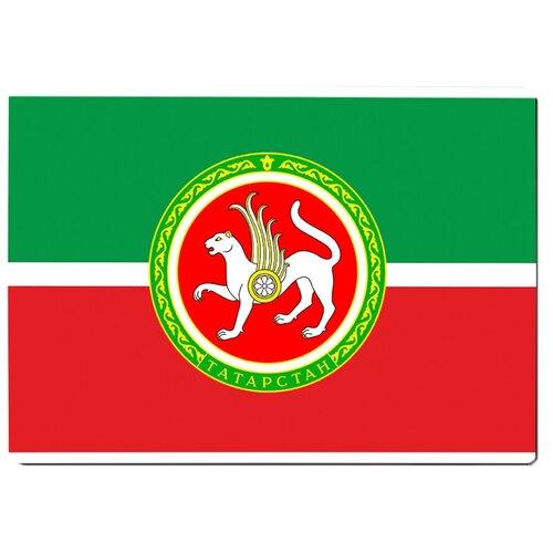 Коврик для мыши Флаг Татарстана