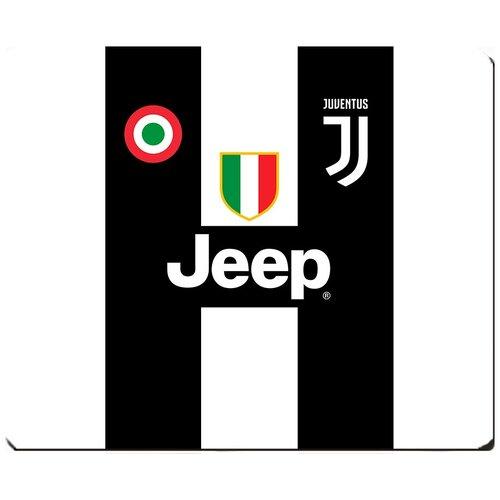 Коврик для мыши на тему чемпионата мира по футболу 2018, форма - Роналдо, Ювентус (Ronaldo, Juventus)