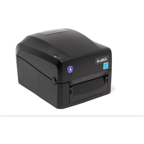 Фото - Принтер этикеток и штрих кода Godex GE300UES (USB + rs232 + Ethernet), черный godex rt863i