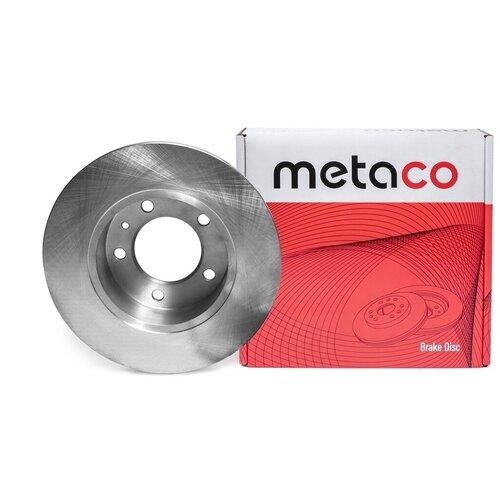 Диск тормозной задний Metaco 3060-191
