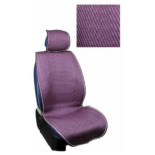 Накидки на сиденья, плетеные, Classic New Plus комплект, Фиолетовый, CNPF020