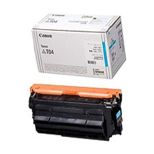 Фото - Тонер-картридж Canon T04 C (2979C001) тонер картридж canon t04 b 2980c001