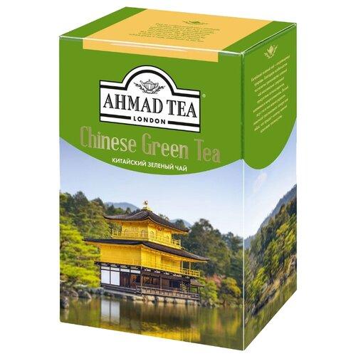 Фото - Чай зеленый Ahmad tea Chinese, 200 г chinese ancient trees black tea leaves
