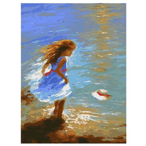 Белоснежка Картина по номерам Улетела шляпа 30х40 см (039-AS) белоснежка картина по номерам отражения солнца 30х40 см 264 as