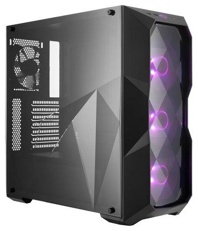 Компьютерный корпус Cooler Master MasterBox TD500 (MCB-D500D-KANN-S00) Black — 6 предложений — купить по выгодной цене на Яндекс.Маркете