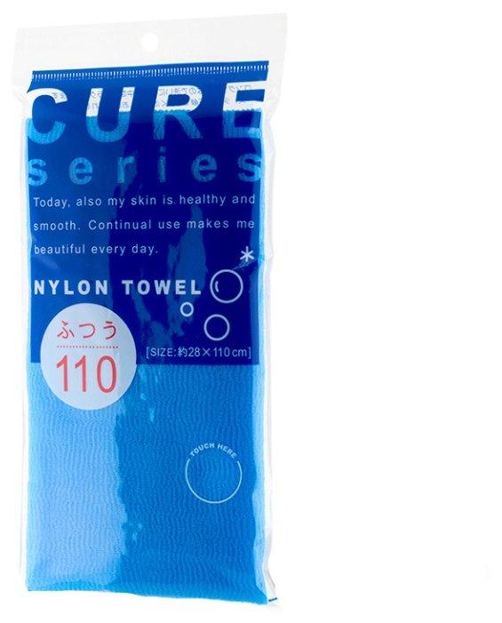 Мочалка OH:E Cure series средней жесткости (110 см)