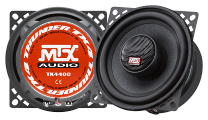 Автомобильная акустика MTX TX440C