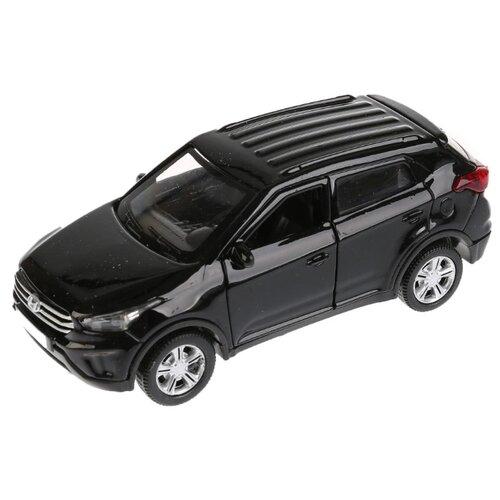 Внедорожник ТЕХНОПАРК Hyundai Creta 12 см черный