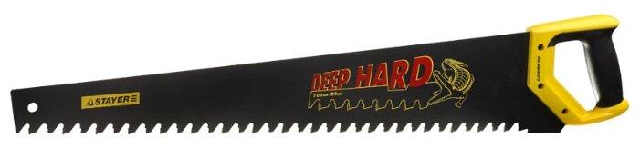 Ножовка по ячеистому бетону 700 мм STAYER Deep Hard 2-15097