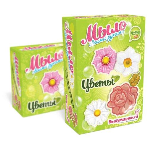 Выдумщики.ru Мыло своими руками Цветы (2700000017678)Наборы для мыловарения<br>