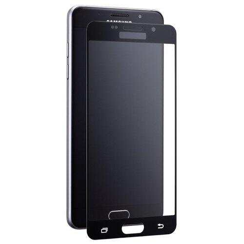 Защитное стекло CaseGuru для Samsung Galaxy A3 (2016) black защитное стекло caseguru для samsung galaxy c5