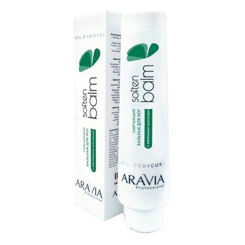 Aravia Professional Бальзам для ног смягчающий с эфирными маслами Soften balm 100 мл