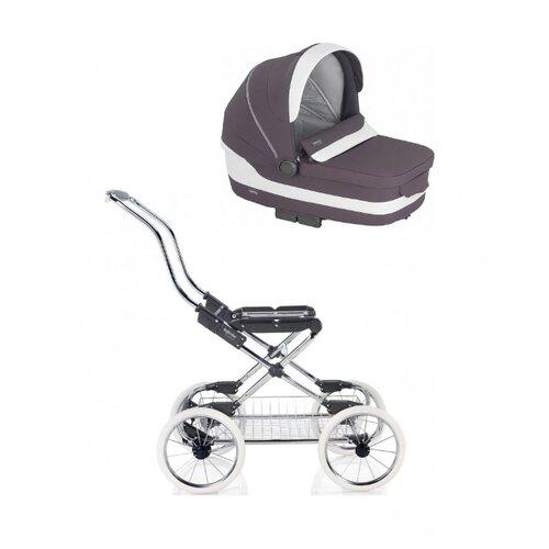 Купить Коляска для новорожденных Inglesina Sofia (шасси Comfort Chrome) platino, Коляски